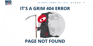 Don't let your 404 pages drive visitors away