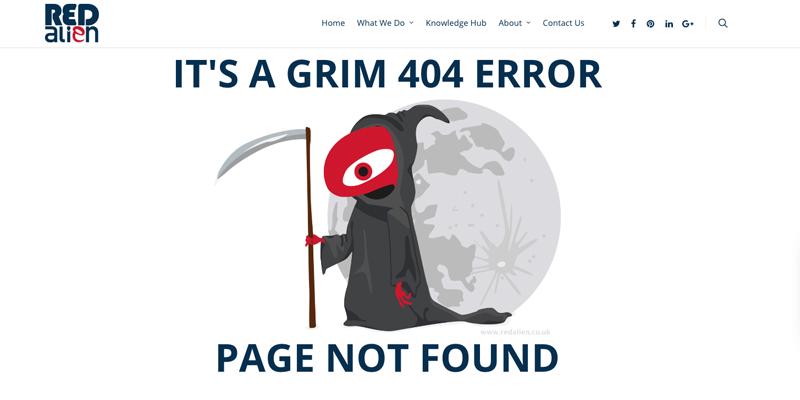website-404-error