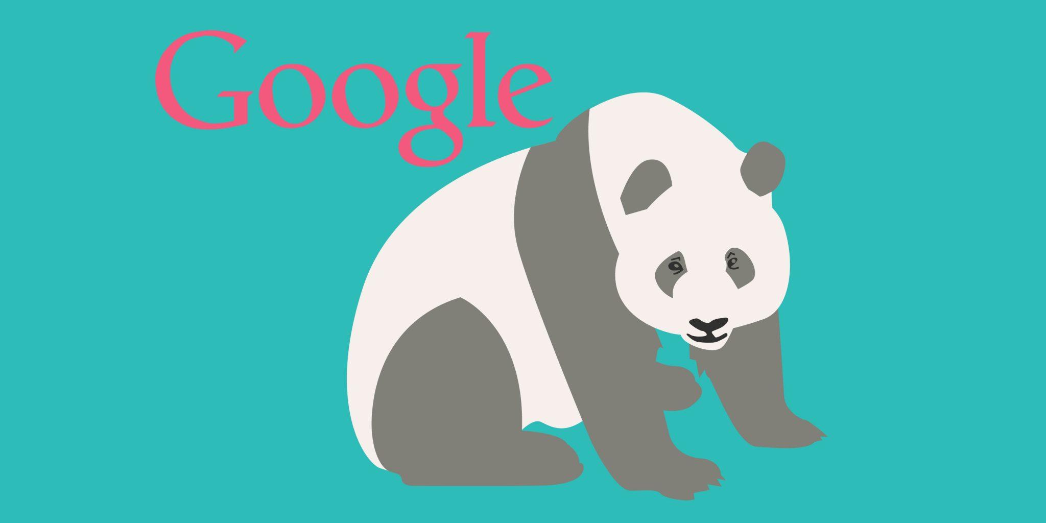 google panda header -  SEO