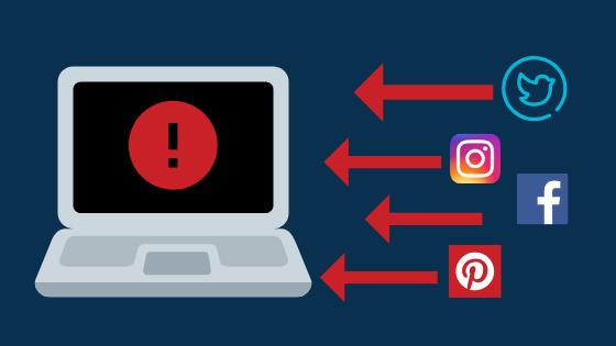 social media graphic - SEO