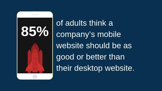 website mobile stat - SEO